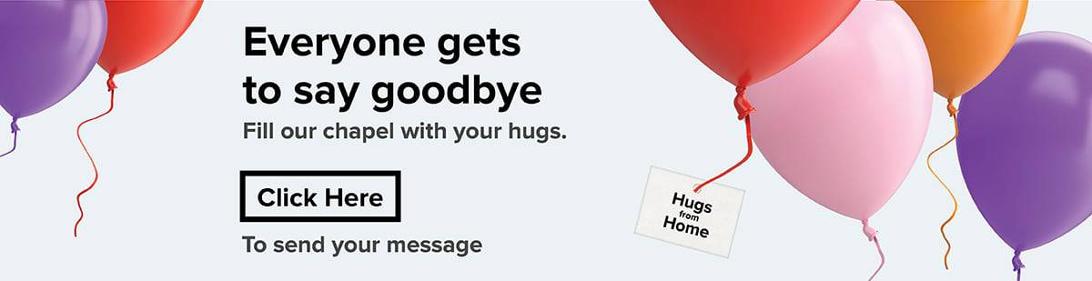 20000 Hugs From Home Click Here Web Banner 1200x309px